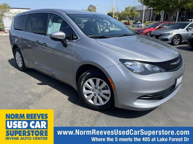 2019 Chrysler Pacifica L FWD