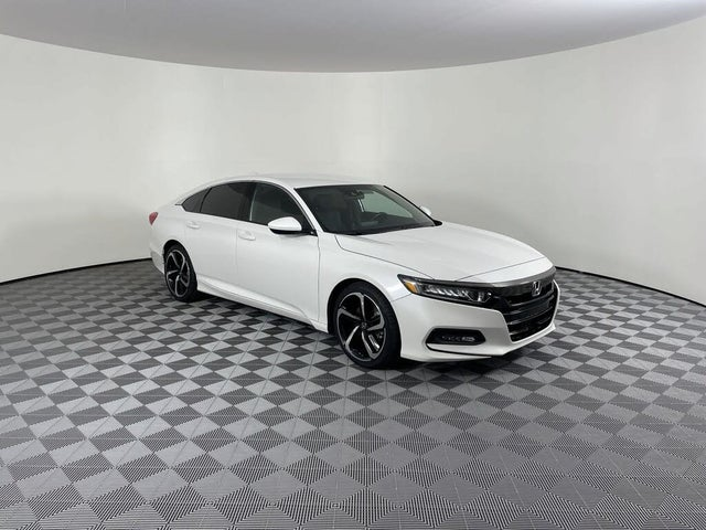 2020 Honda Accord 1.5T Sport FWD