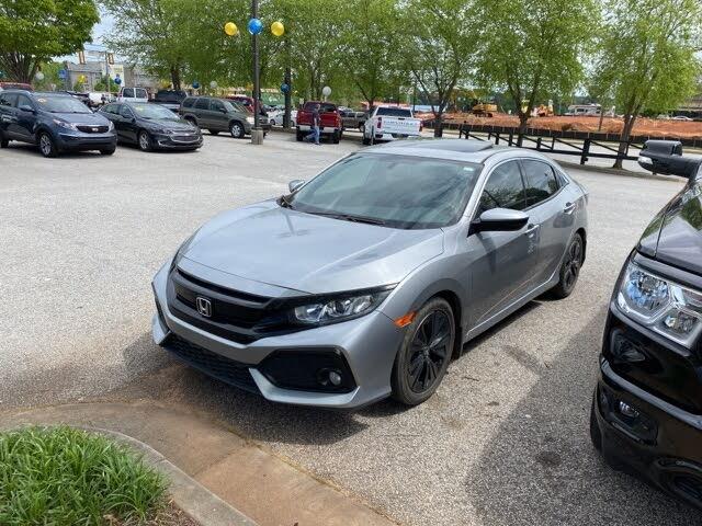 2018 Honda Civic Hatchback EX-L FWD with Navigation