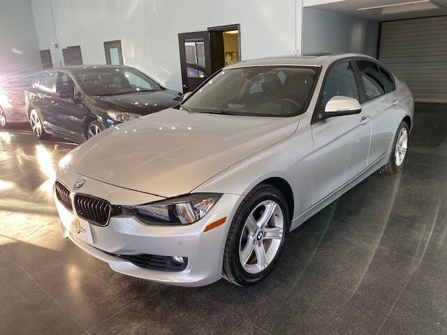 2015 BMW 3 Series 328i xDrive Sedan AWD