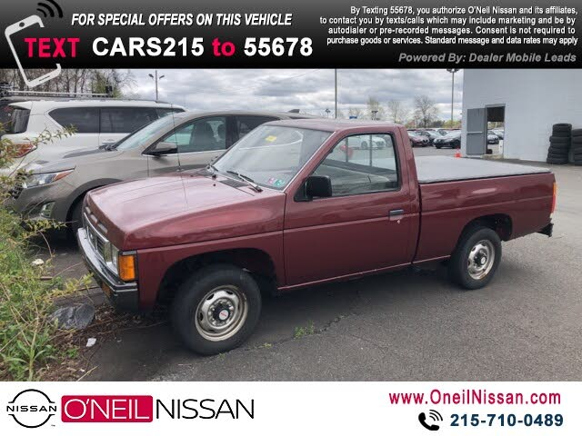 1987 Nissan Truck