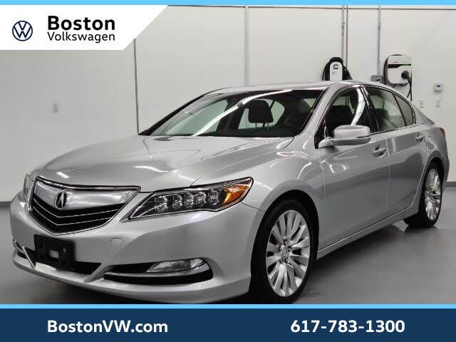2015 Acura RLX FWD with Technology Package