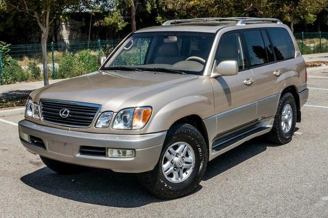 2000 Lexus LX 470 470 4WD