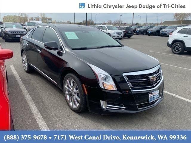 2017 Cadillac XTS Premium Luxury AWD
