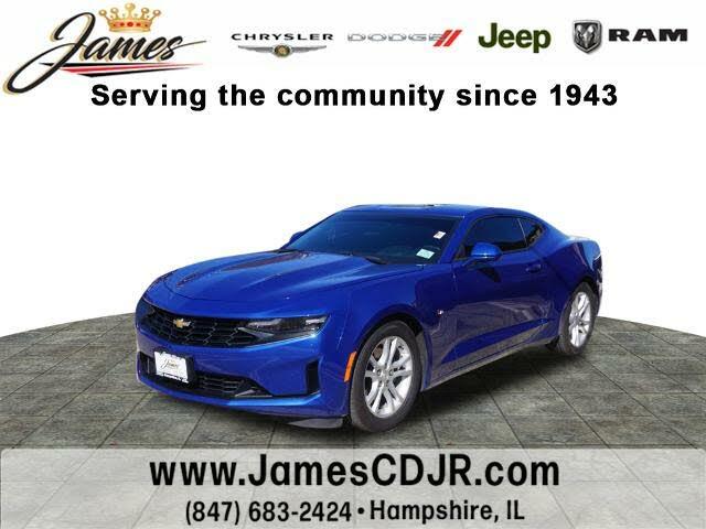 2020 Chevrolet Camaro LS Coupe RWD