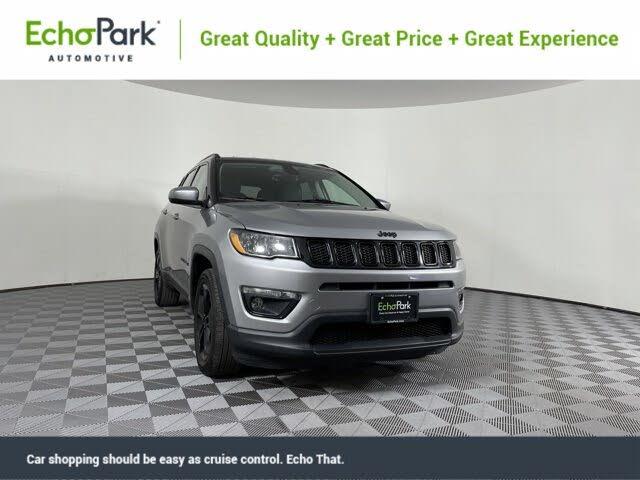2018 Jeep Compass Altitude FWD