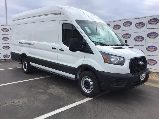 2021 Ford Transit Cargo 350 High Roof Extended LB RWD