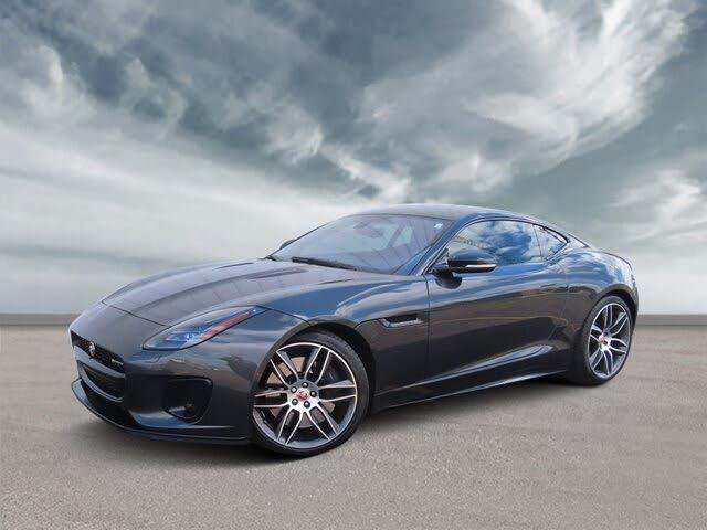 2018 Jaguar F-TYPE R-Dynamic RWD