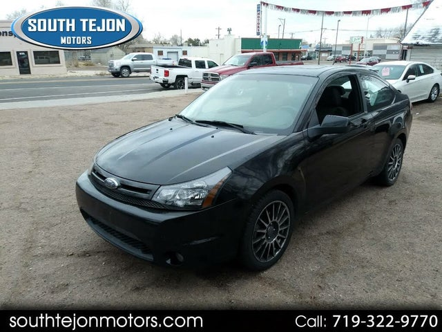 2009 Ford Focus SES Coupe