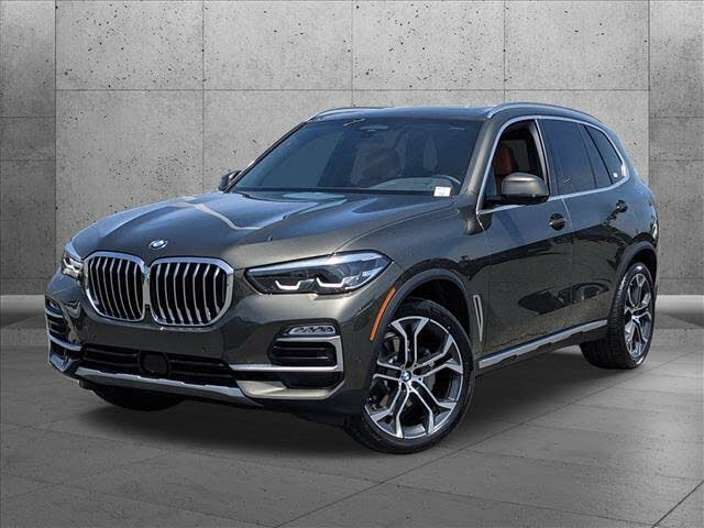 2021 BMW X5 xDrive40i AWD