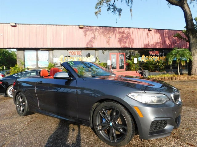 2017 BMW 2 Series M240i Convertible RWD