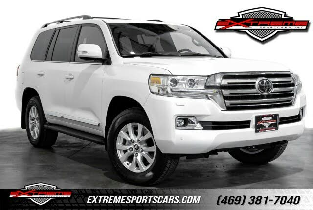 2021 Toyota Land Cruiser AWD