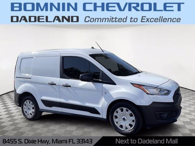2019 Ford Transit Connect Cargo XL FWD with Rear Cargo Doors