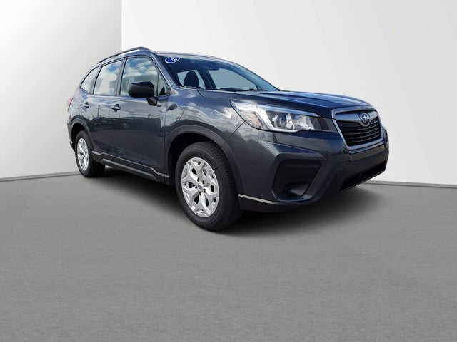 2020 Subaru Forester 2.5i AWD