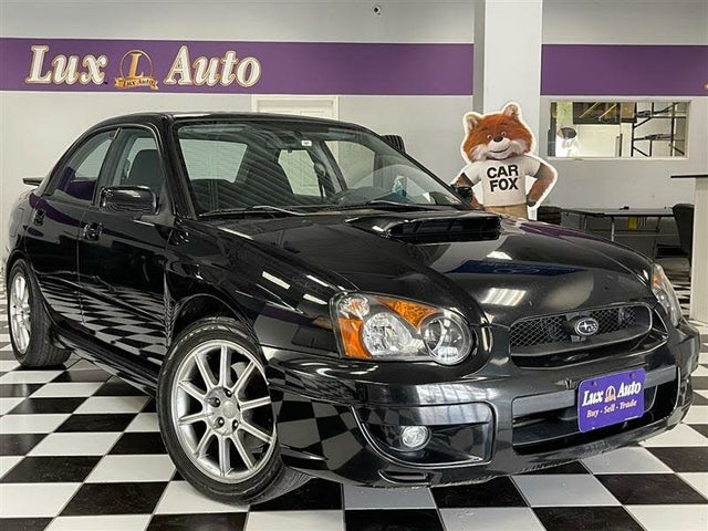 2005 Subaru Impreza WRX Base