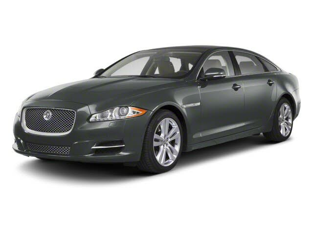 2013 Jaguar XJ-Series XJ Base RWD