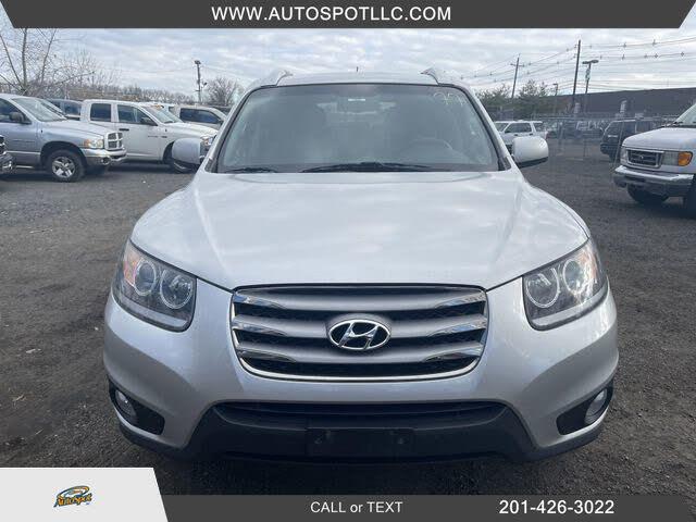 2012 Hyundai Santa Fe 3.5L SE AWD
