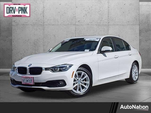 2018 BMW 3 Series 320i Sedan RWD