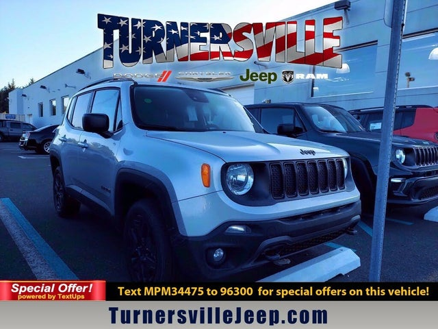 2021 Jeep Renegade Upland 4WD