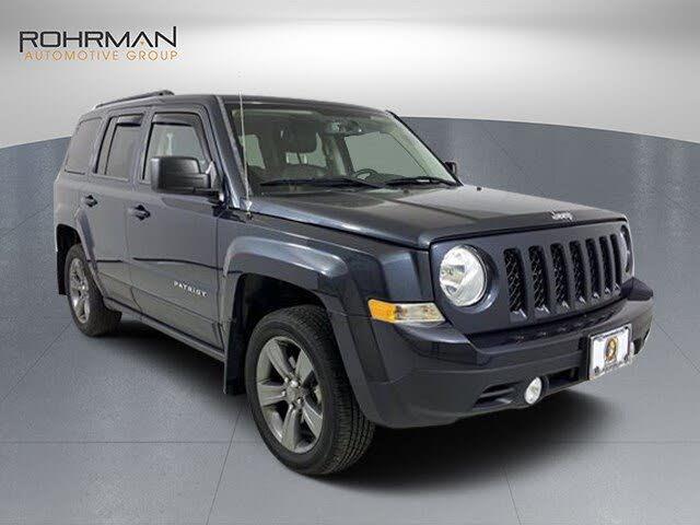 2015 Jeep Patriot High Altitude Edition 4WD