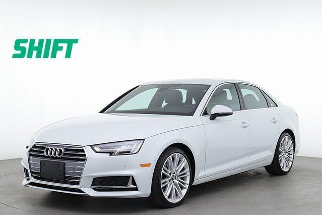 2019 Audi A4 2.0T Premium Plus FWD