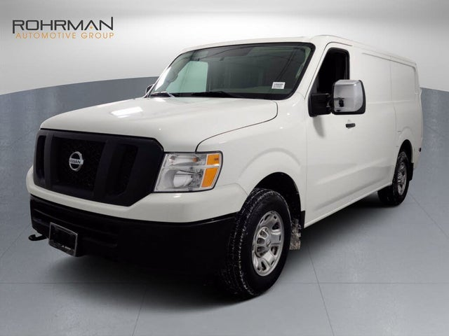 2019 Nissan NV Cargo 2500 HD SV with High Roof V8 RWD