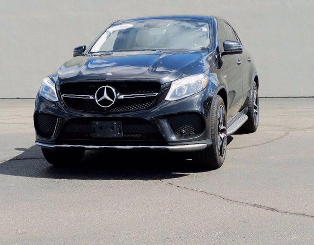 2016 Mercedes-Benz GLE-Class GLE AMG 450 4MATIC