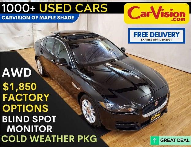 2017 Jaguar XE 20d Premium AWD