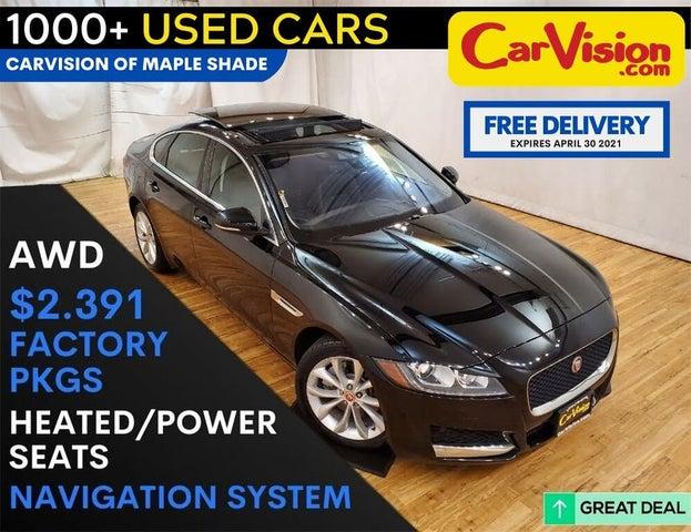 2017 Jaguar XF 20d Premium AWD