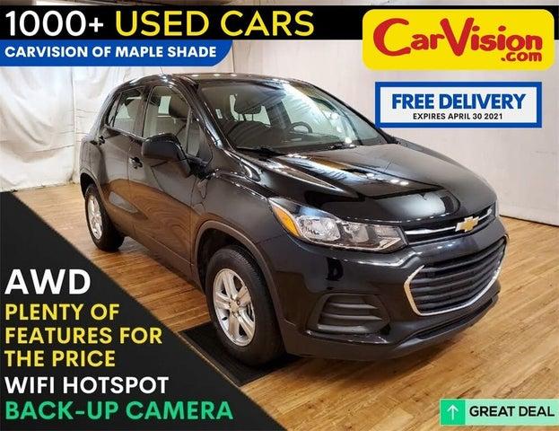 2018 Chevrolet Trax LS AWD