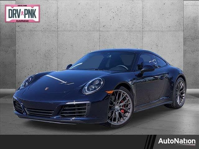 2019 Porsche 911 Carrera 4S Coupe AWD