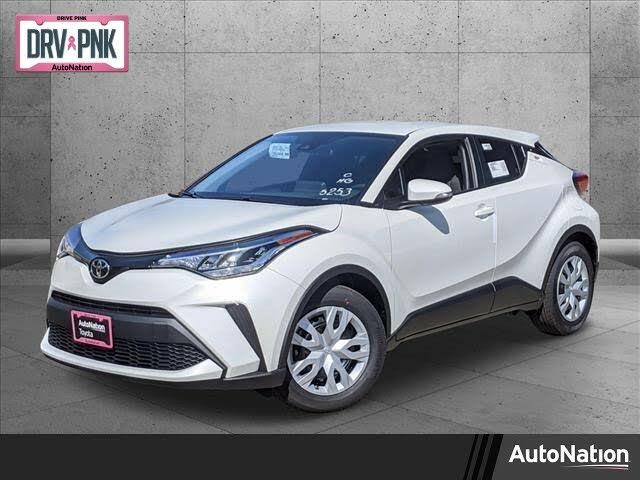2021 Toyota C-HR LE FWD