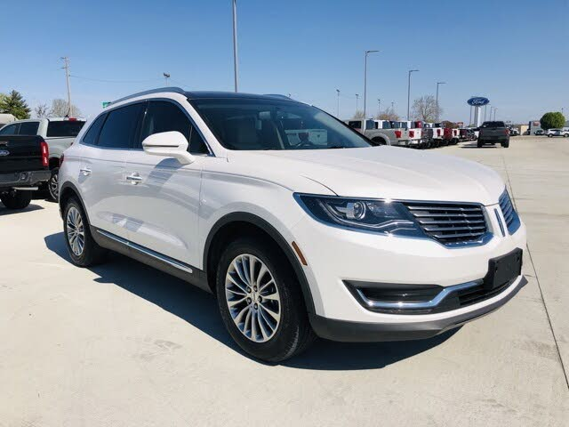 2016 Lincoln MKX Select FWD