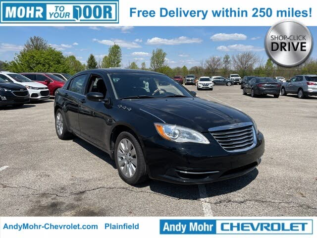 2013 Chrysler 200 LX Sedan FWD