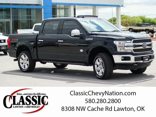 2020 Ford F-150 King Ranch SuperCrew 4WD