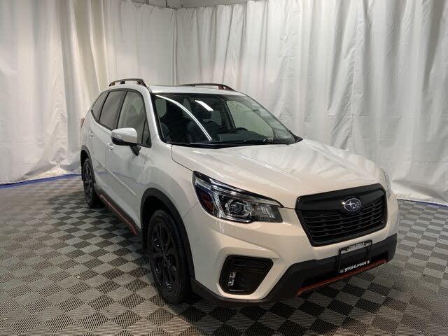 2020 Subaru Forester 2.5i Sport AWD