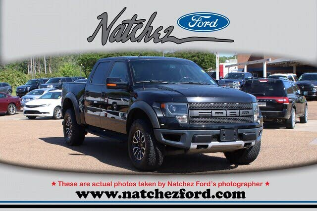 2013 Ford F-150 SVT Raptor SuperCrew 4WD