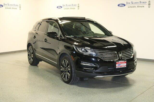 2018 Lincoln MKC Black Label AWD
