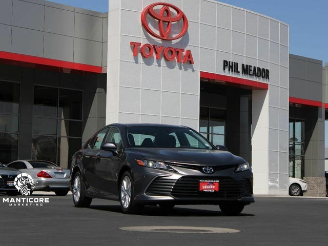 2021 Toyota Camry LE FWD