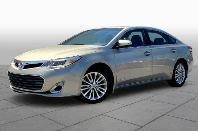 2015 Toyota Avalon Hybrid Limited FWD