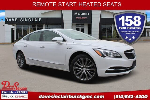 2019 Buick LaCrosse Sport Touring FWD