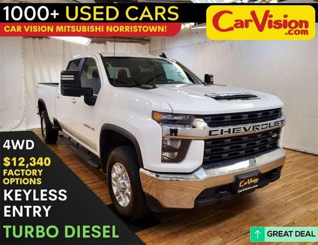 2020 Chevrolet Silverado 3500HD LT Crew Cab 4WD