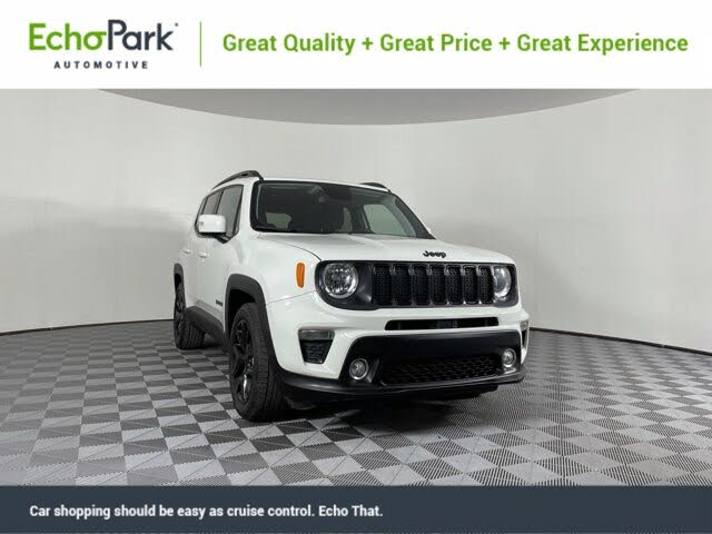 2019 Jeep Renegade Altitude FWD