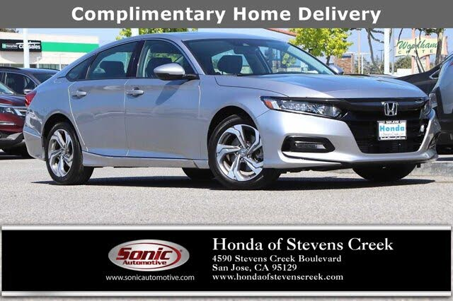 2019 Honda Accord 2.0T EX-L FWD