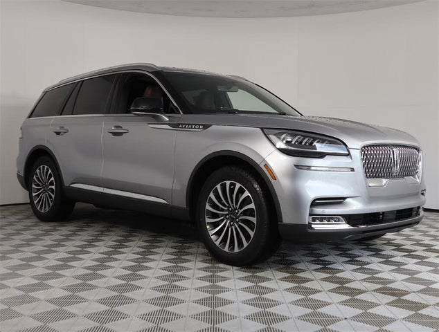 2021 Lincoln Aviator Reserve RWD