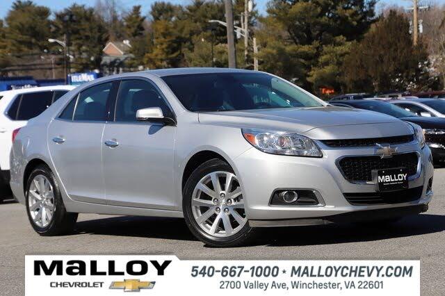 2016 Chevrolet Malibu Limited LTZ FWD