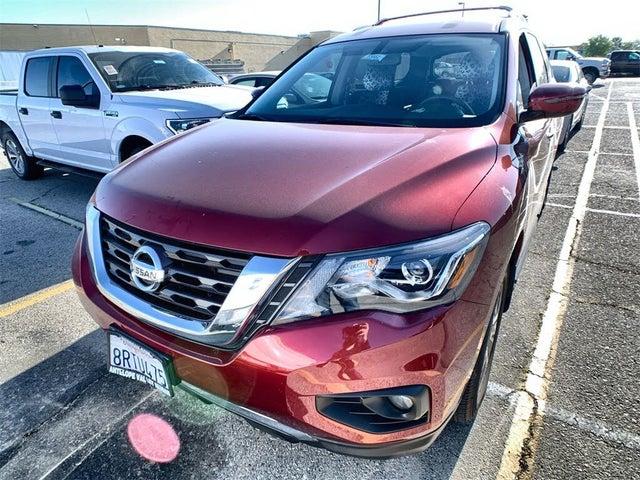 2020 Nissan Pathfinder SV FWD