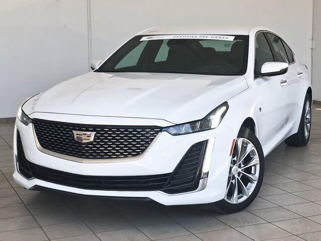 2020 Cadillac CT5 Premium Luxury Sedan AWD