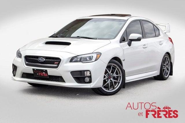 2017 Subaru WRX STI Sport-tech AWD