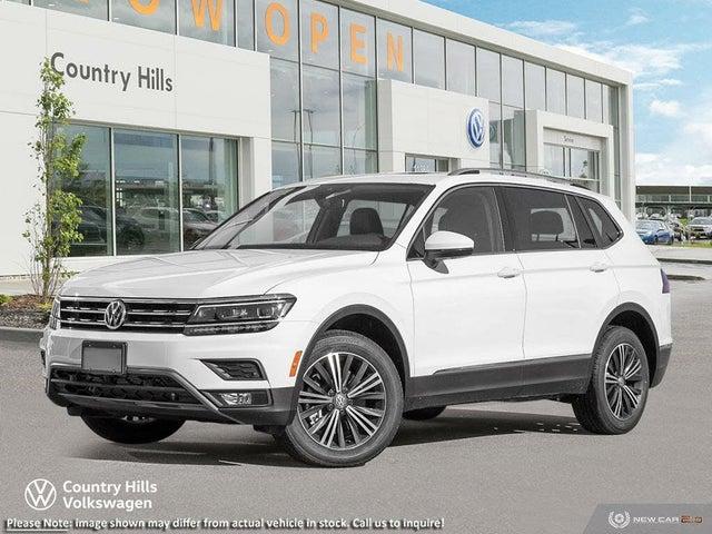2021 Volkswagen Tiguan 2.0T SEL Premium R-Line 4Motion AWD